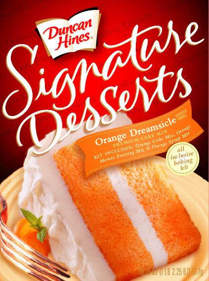 Duncan Hines, Signature Desserts