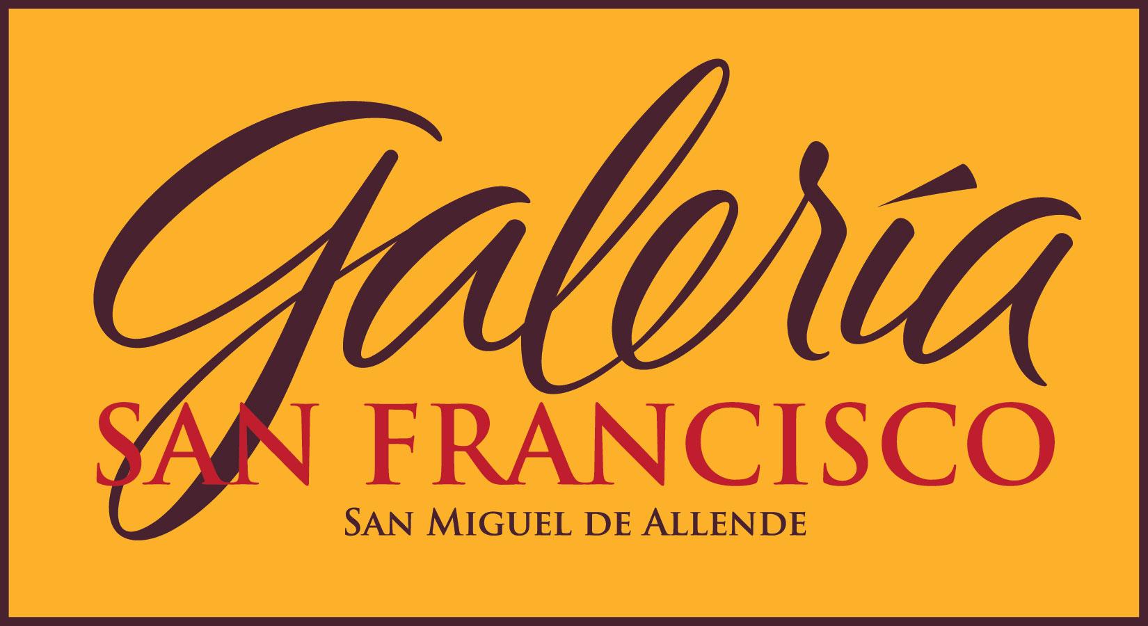 Galeria San Francisco, San Miguel de Allende, MX