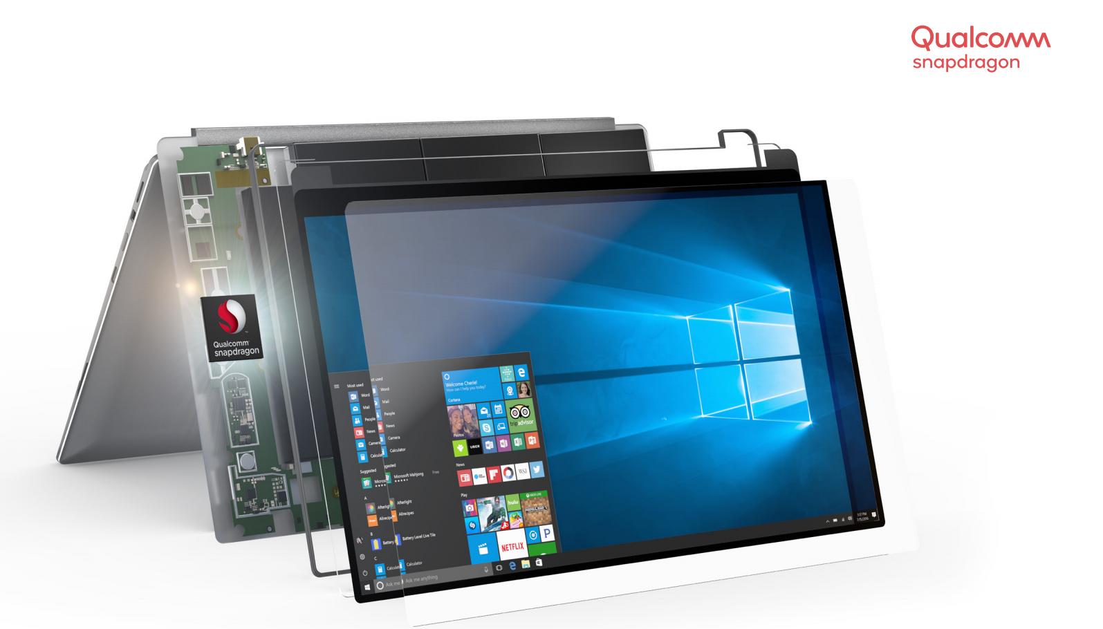 snapdragon 835 laptop