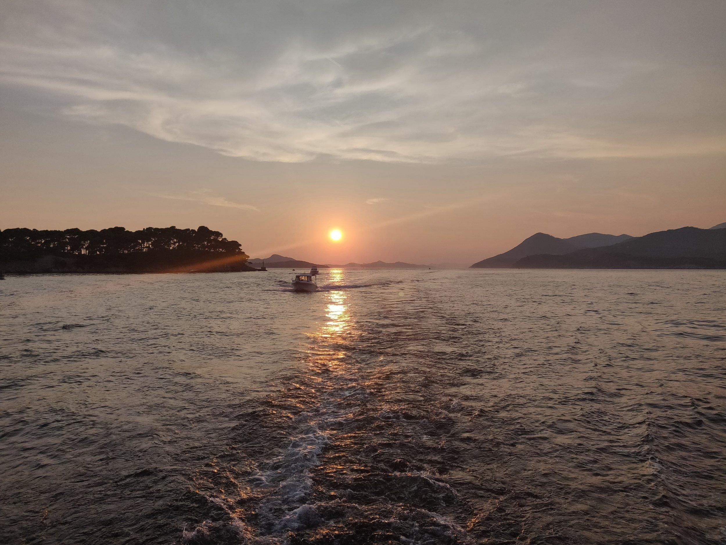 Oneplus 6 Sunset
