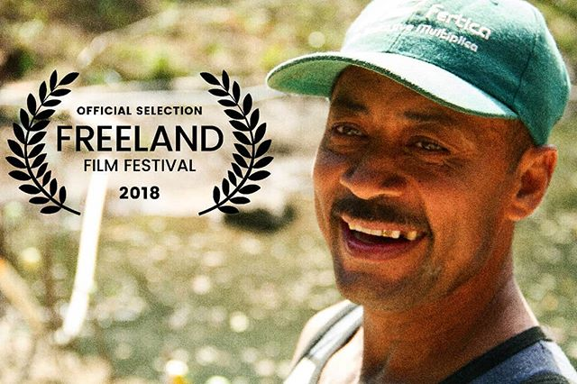 We're screening this Saturday and Sunday at the @freelandfilmfest in Wisconsin! Special guests Nelson, Pipo, Andres, and Father Wally will there!  Link to tickets and times in the bio  #documentary #filmfest #production #nonfiction #video #featurefilm #wisconsin #water #nature #conservation #freeland