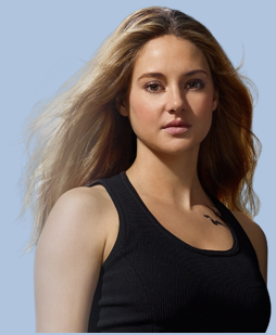 Photo from http://divergent.wikia.com/wiki/Tris_Prior