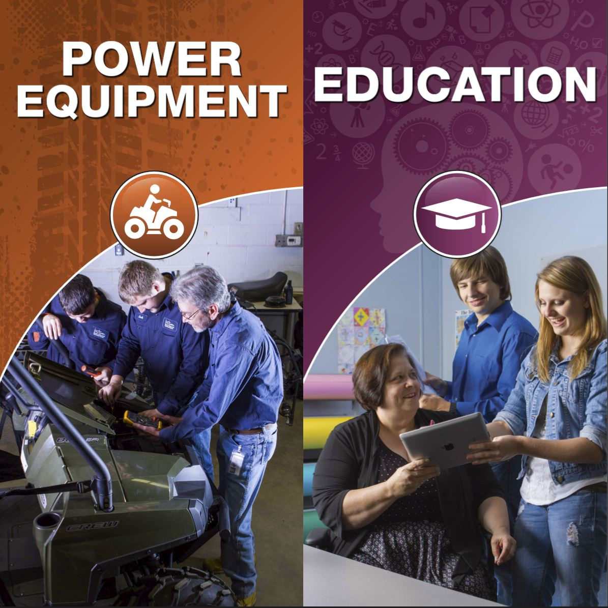 Advertising for Boone County Technical Center