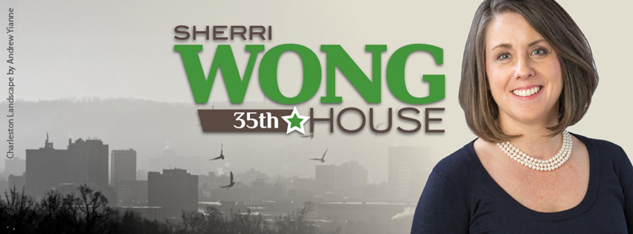Advertising for Sherri Wong