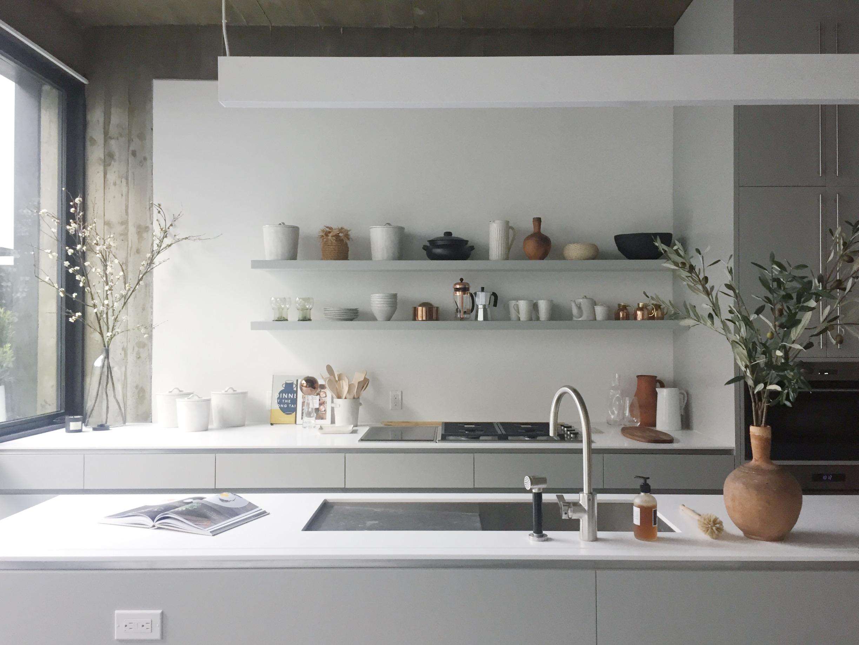 HOVEY DESIGN - 5 Wythe Lane - Kitchen Wide with Shelves.JPG