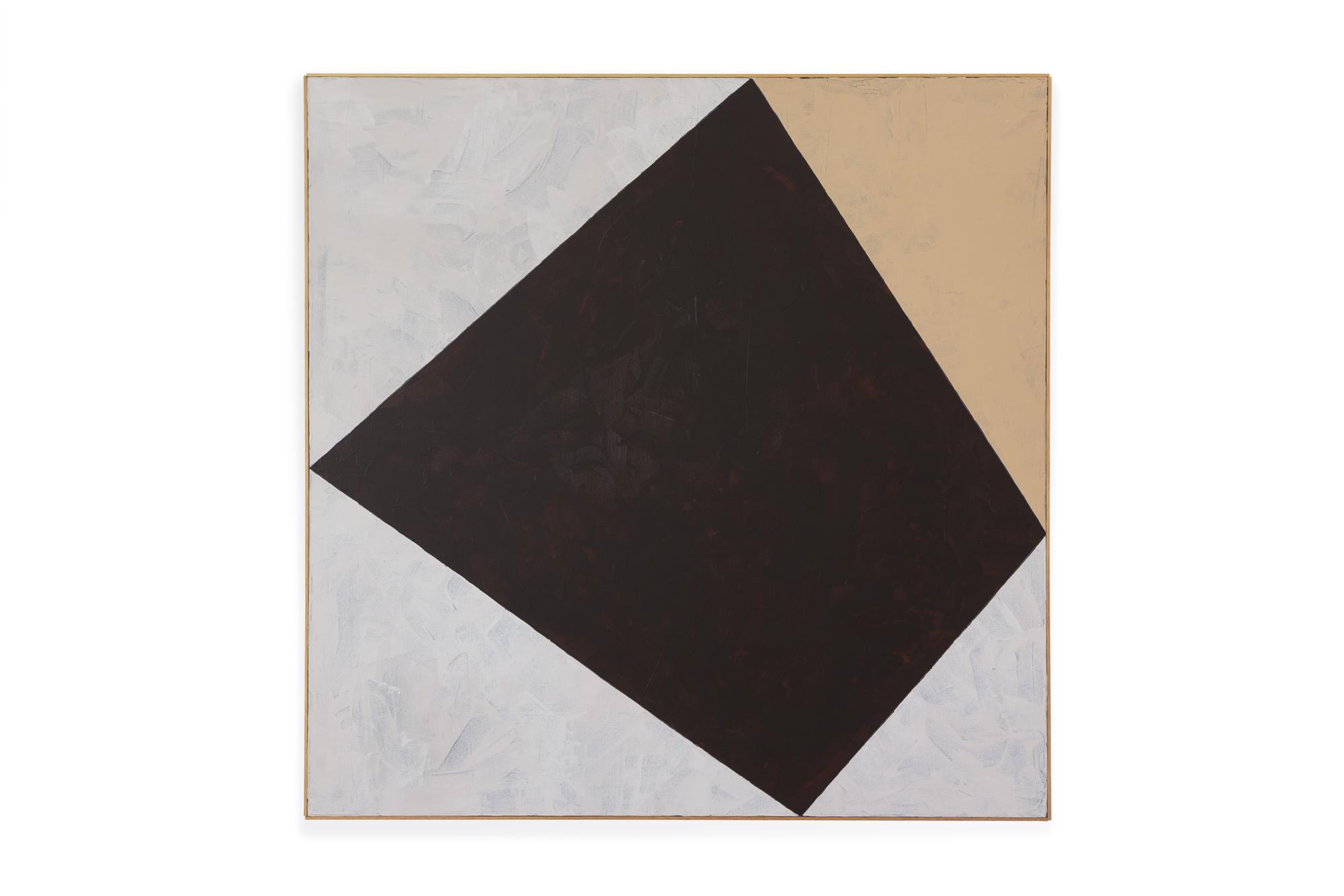 "Beige Corner |36x36"" | Acrylic on Canvas | 2016"