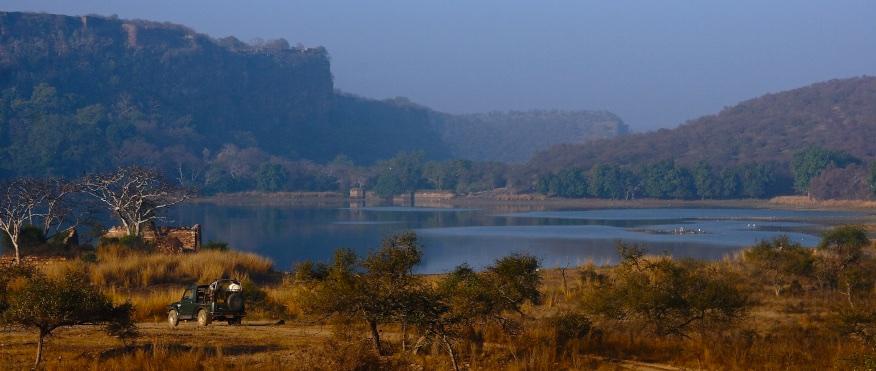 Ranthambhor National Park, India
