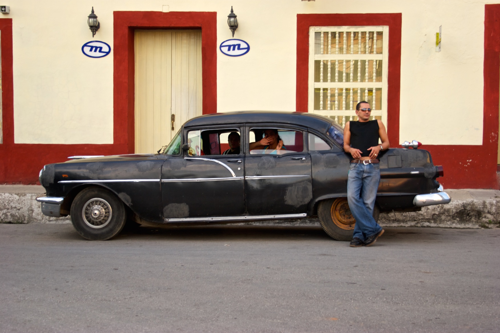 Living the 1950's in Cuba (fifty years later).