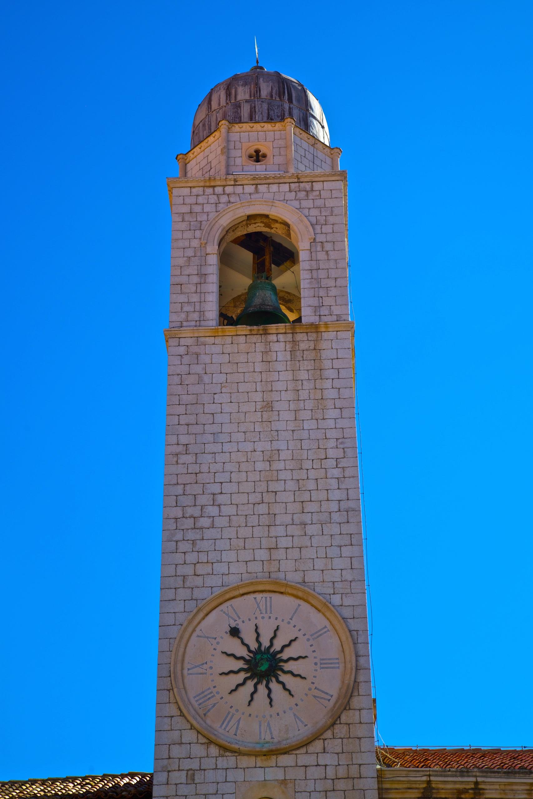 Where sound tops time. Dubrovnik, Croatia