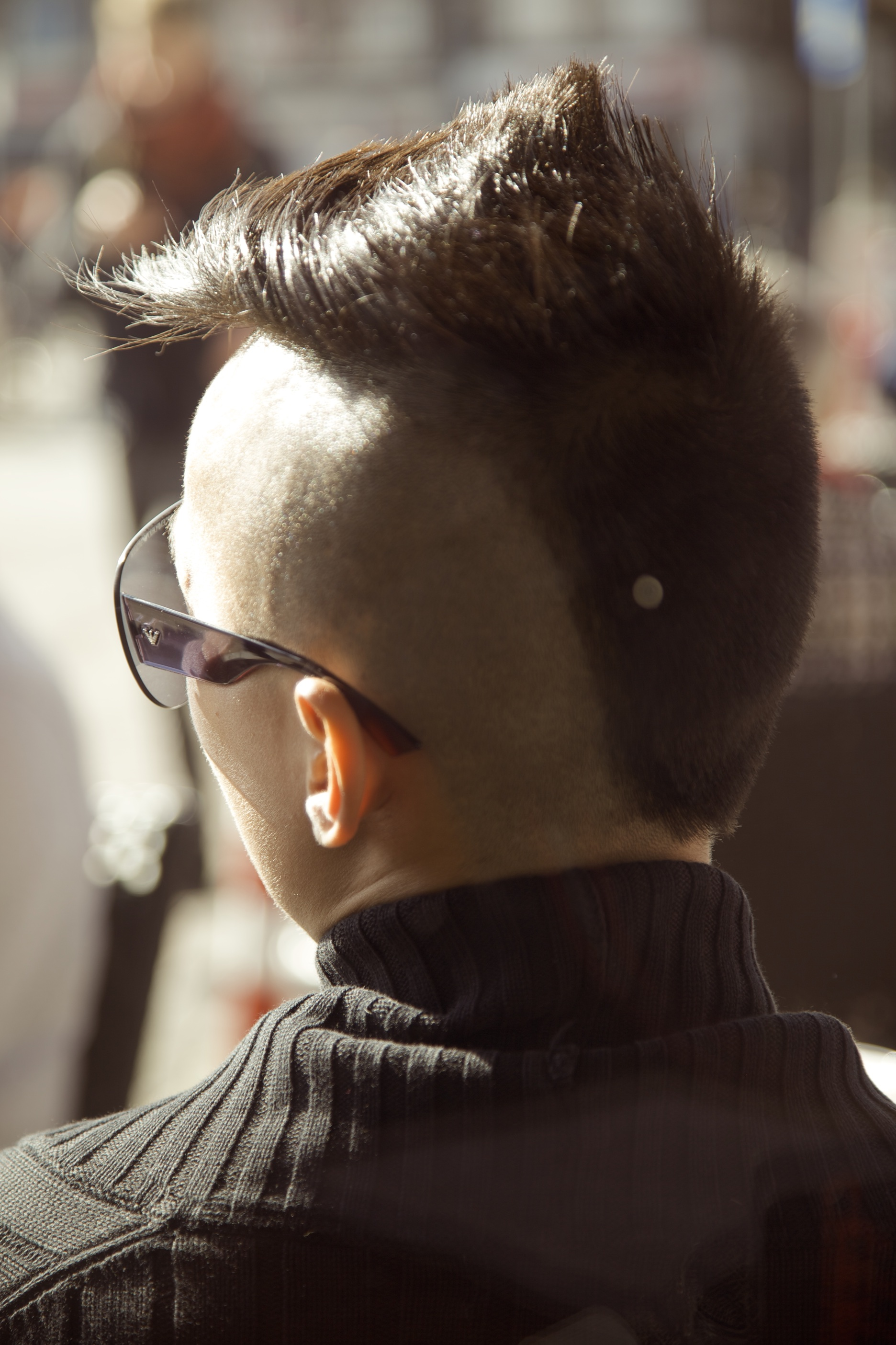 One example of a half-price haircut.