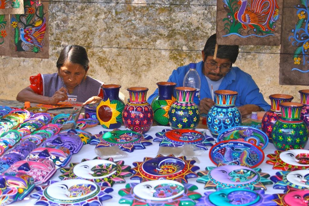Tepoztlán, Mexico.
