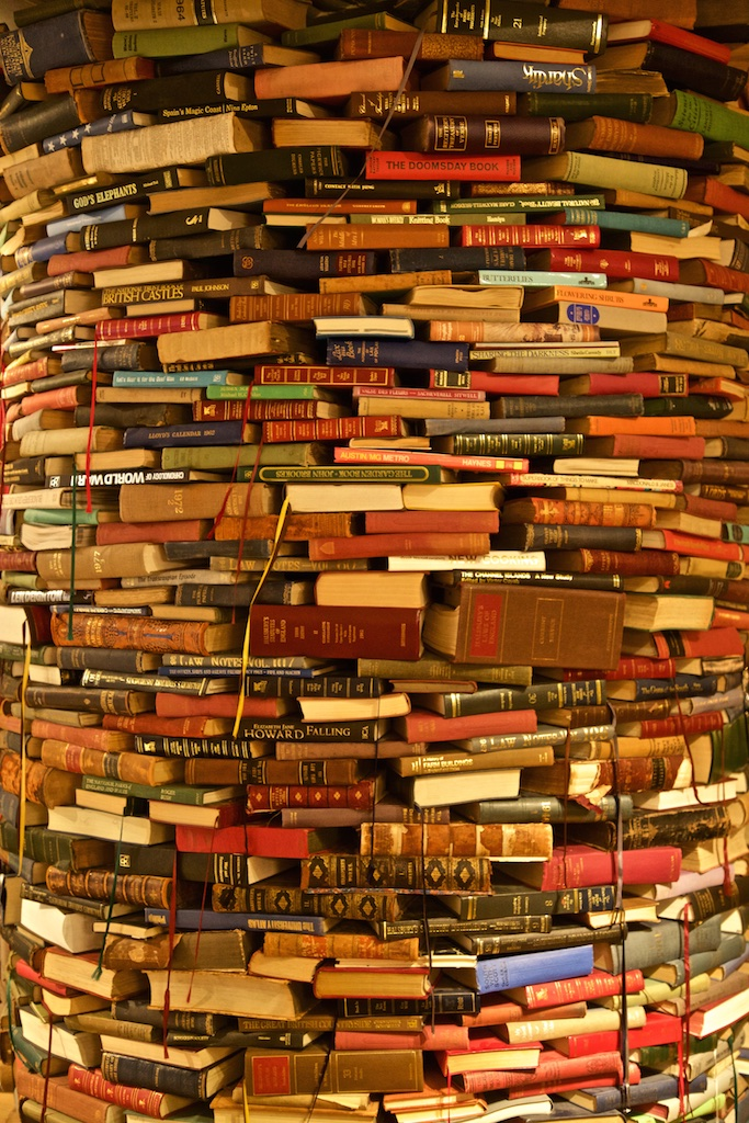 A librarian's nightmare.