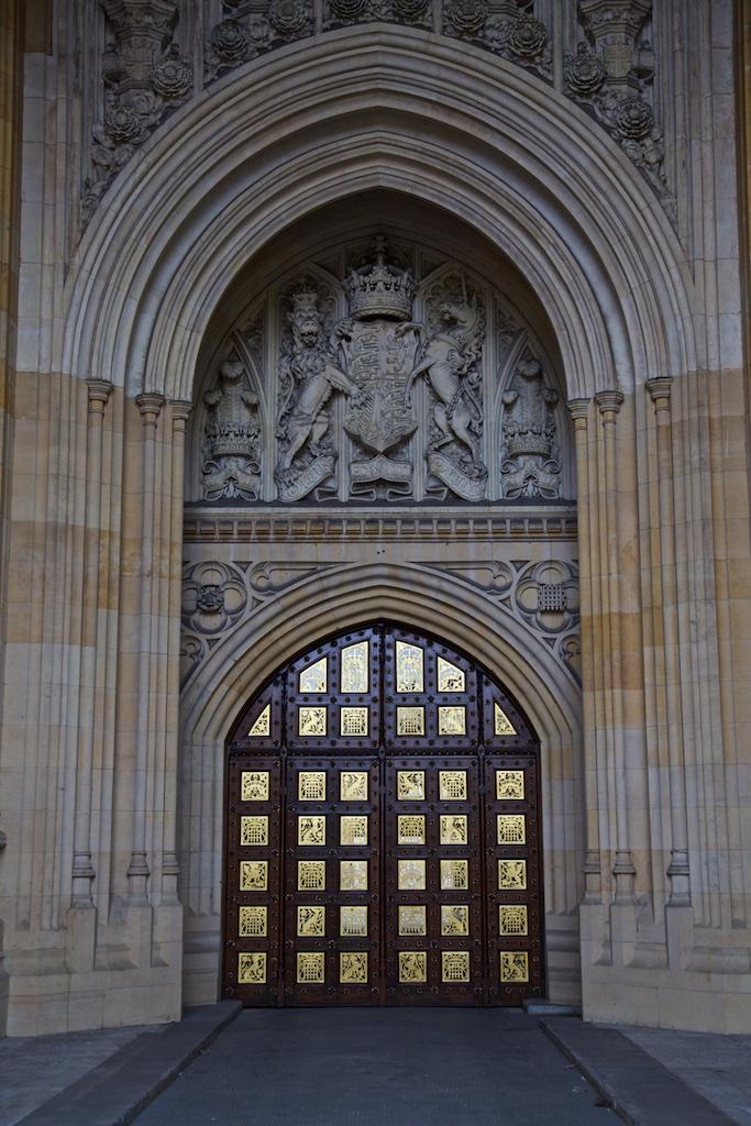 Westminster Hall, London, England.