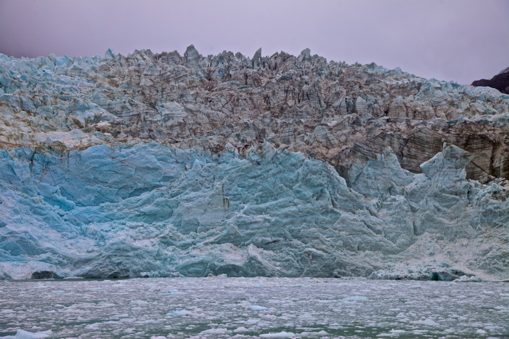 The Pía Glacier, Chile
