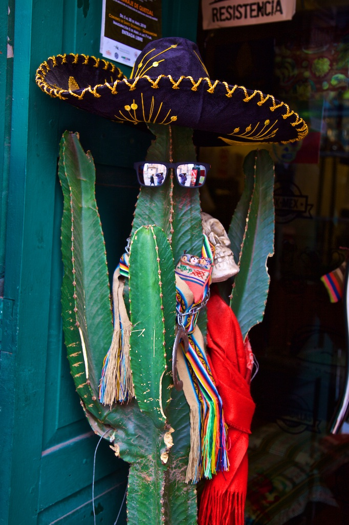 A faithful impression of what it means to be Mexican.