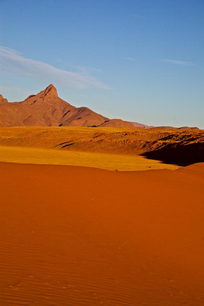 The colourful Namib Desert, Namibia