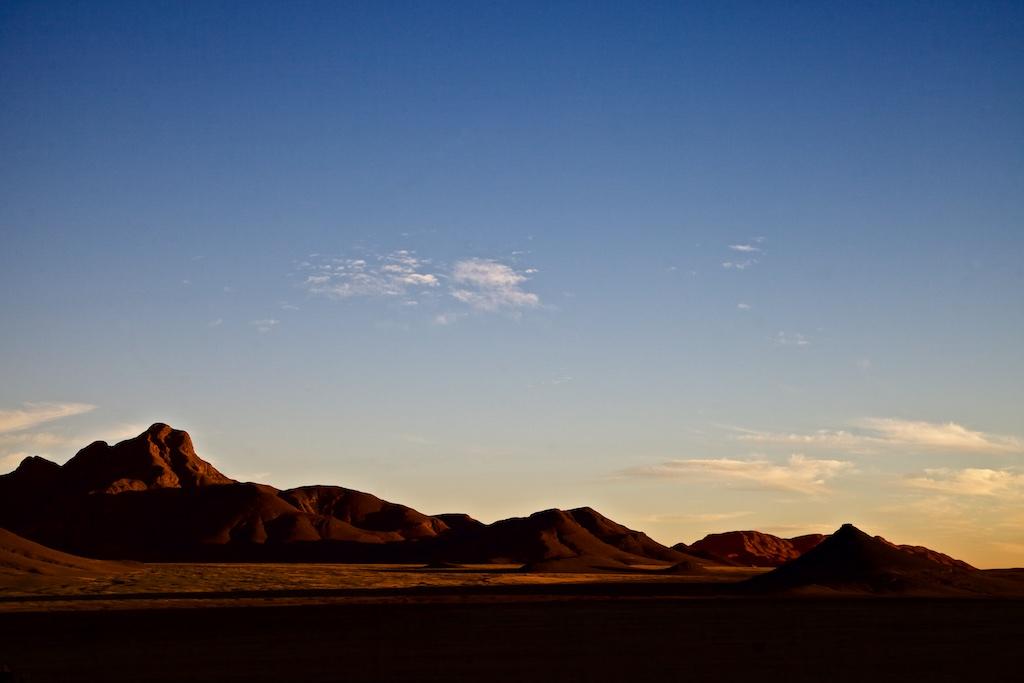 Namib Desert landscape, Namibia