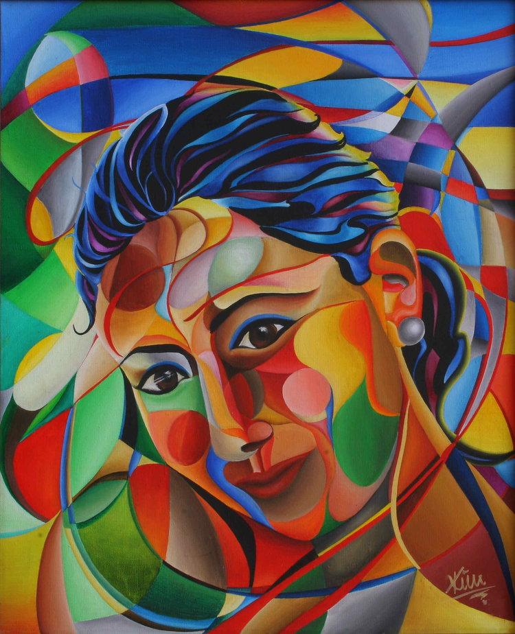 The Colourful Susana