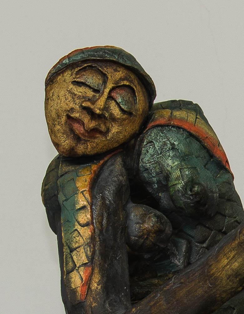 Ngoni Woman - detail