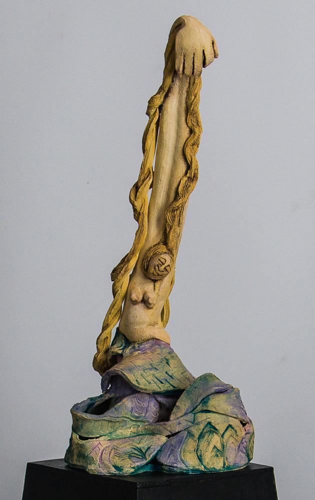 Rapunzel - detail