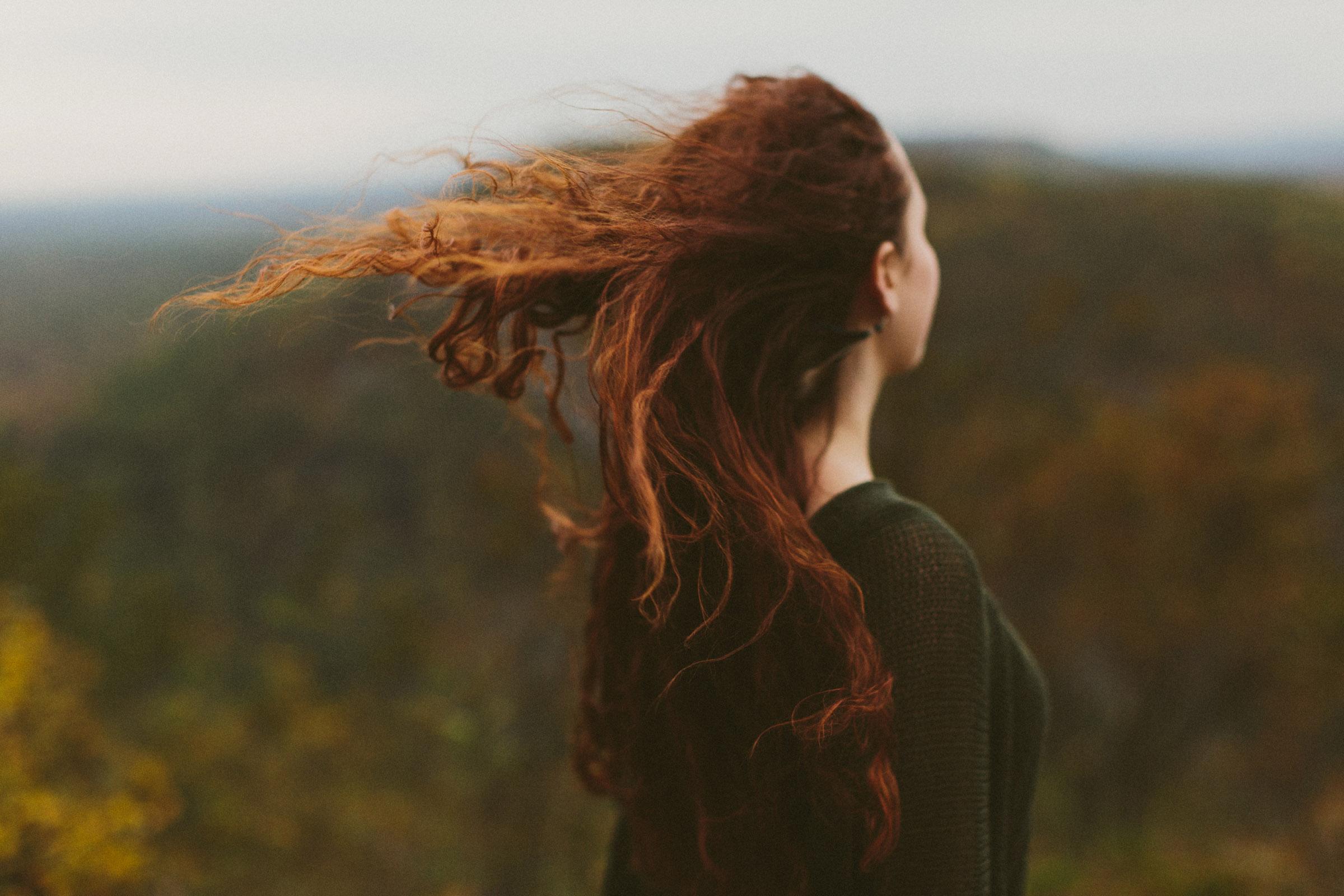 Outdoor adventure portrait | Katch Silva