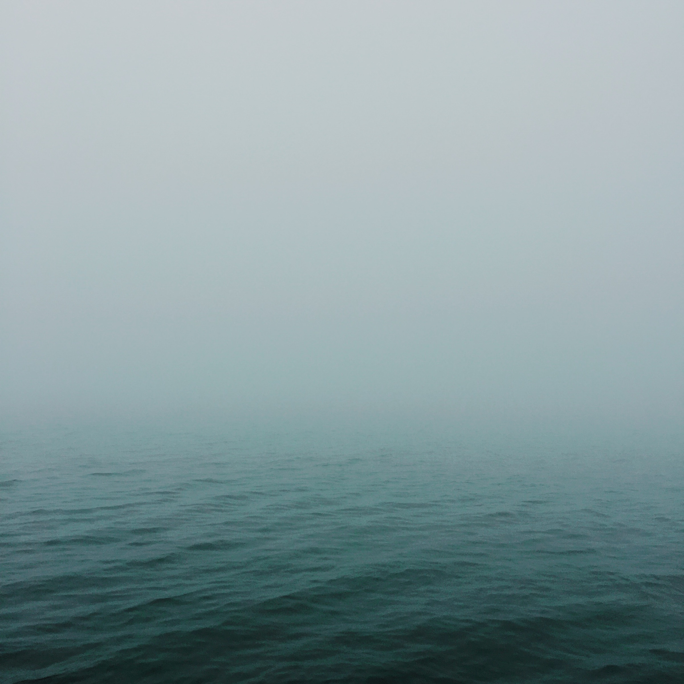 Foggy lake | Katch Silva