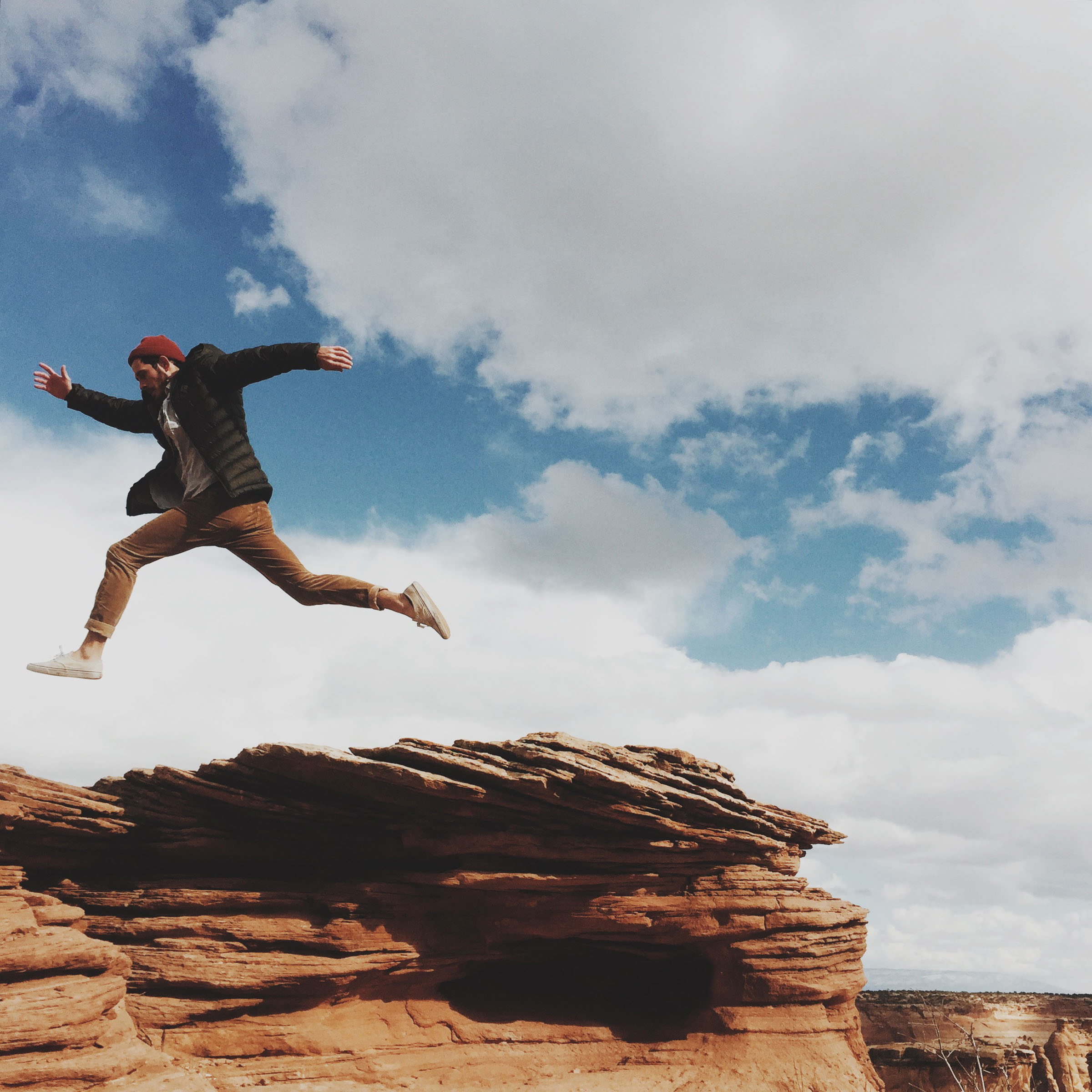 Colorado National Monument Outdoor Portrait | Katch Silva