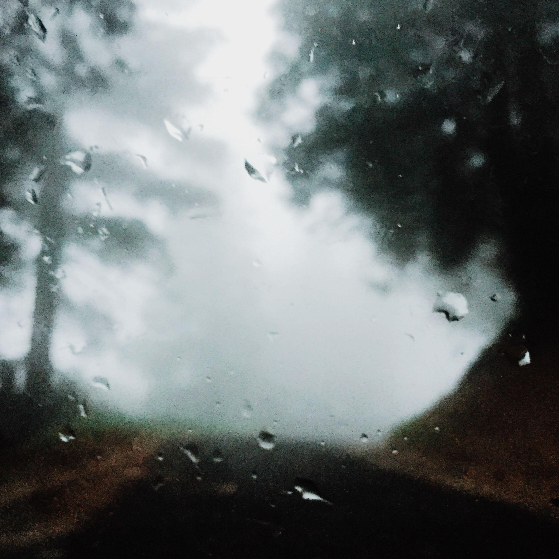 Foggy rainy window | Katch Silva