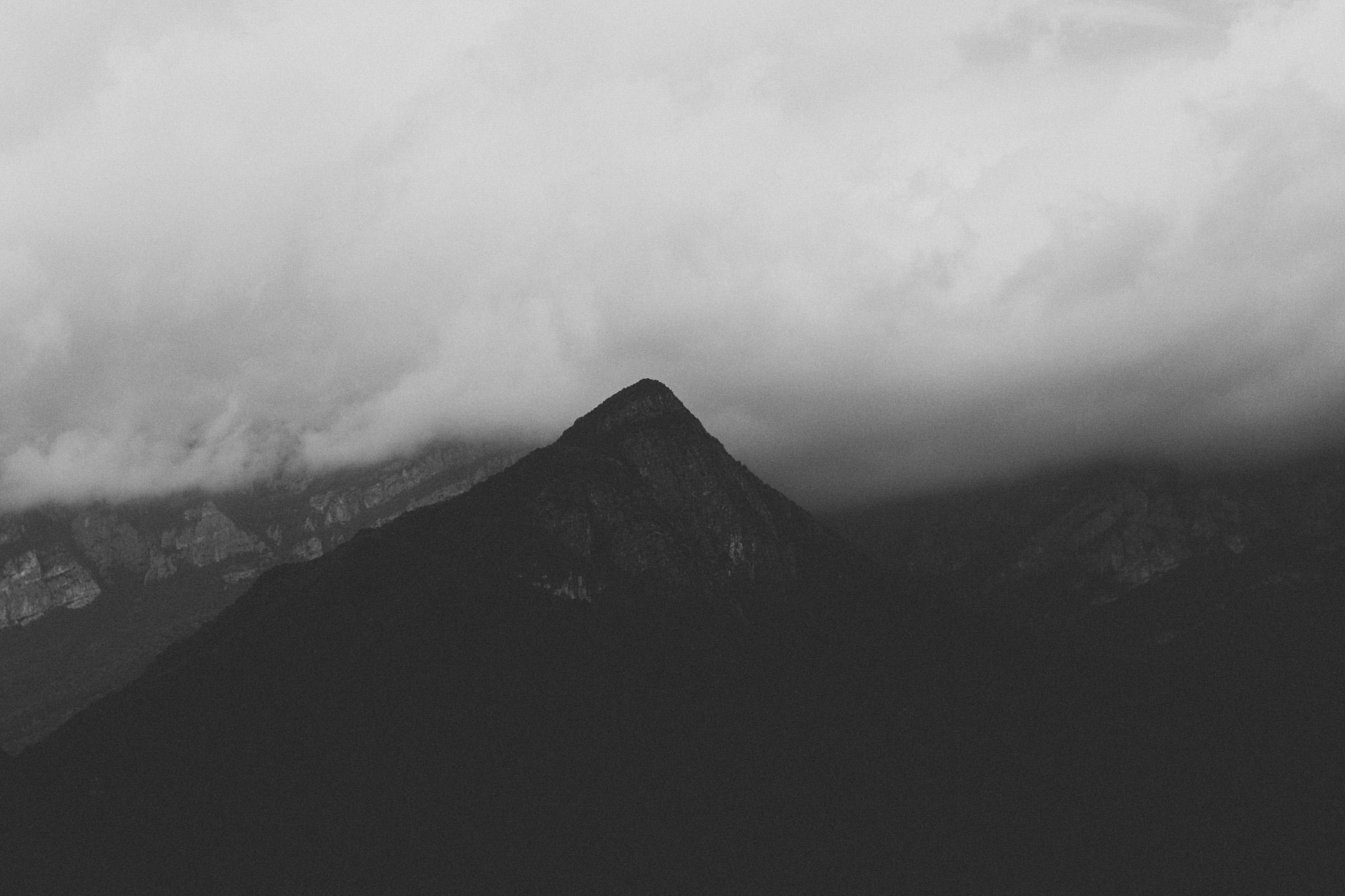 Foggy Peak | Katch Silva