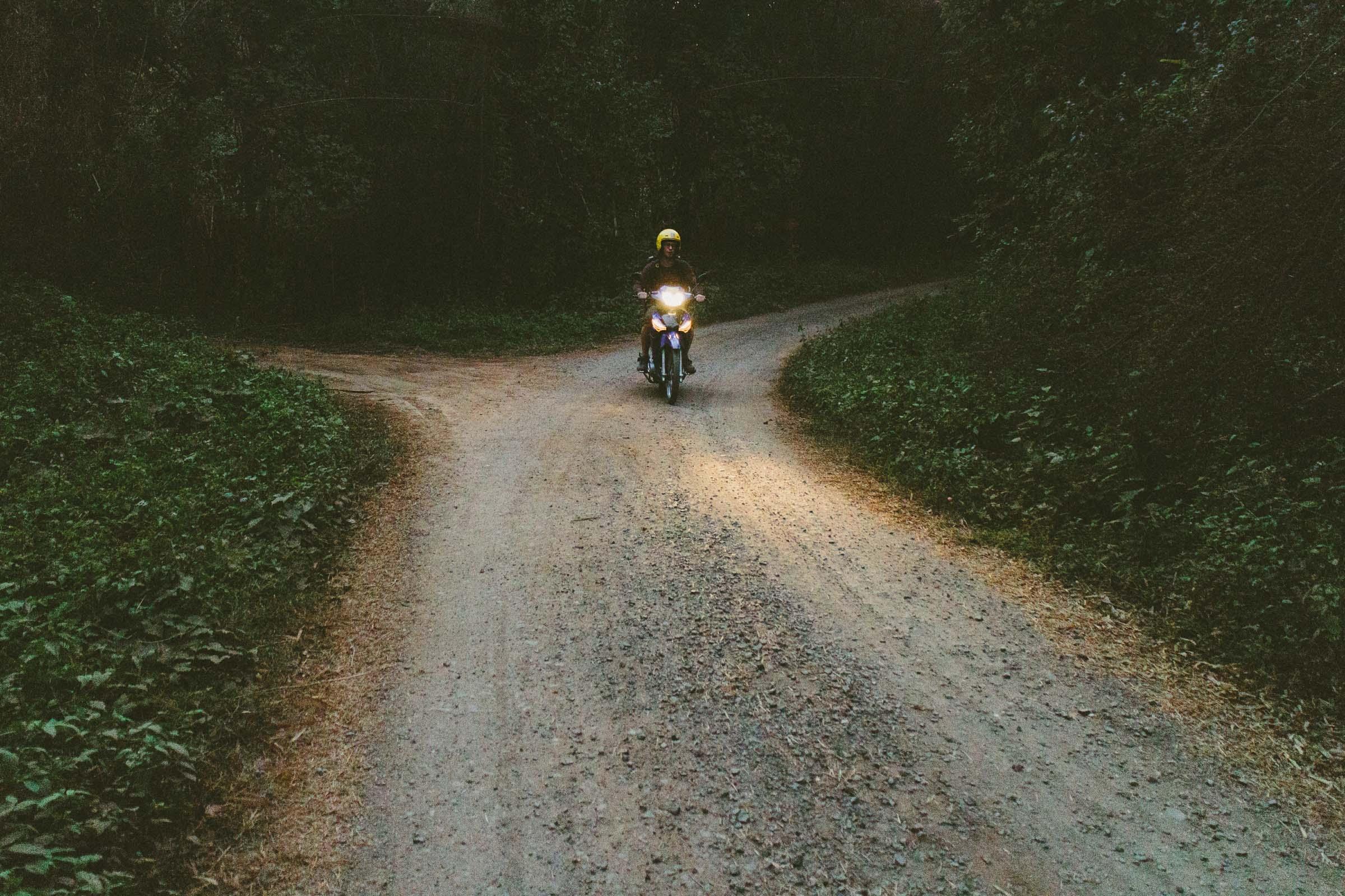 Motorcycle riding | Katch Silva
