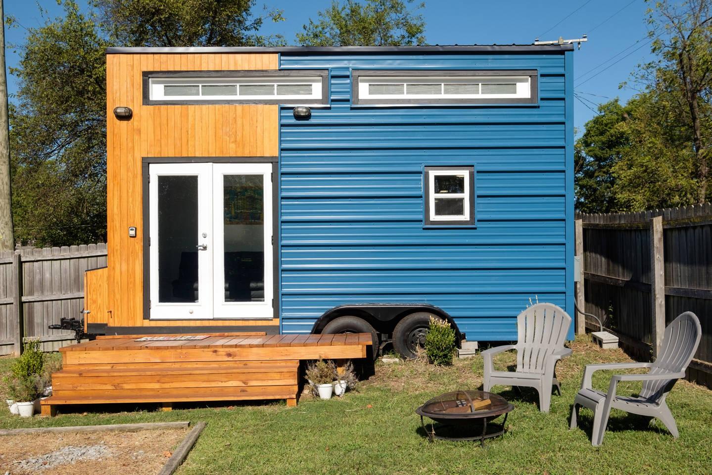 Nashville Tiny House