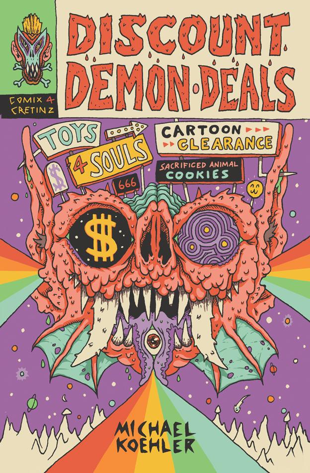 Discount Demon Deals