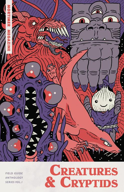 Mortimer Megazine: Creatures & Cryptids
