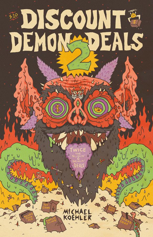 Discount Demon Deals 2