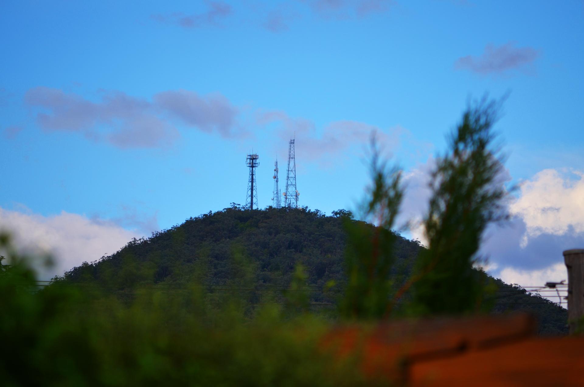 88.9 Transmitter Tower