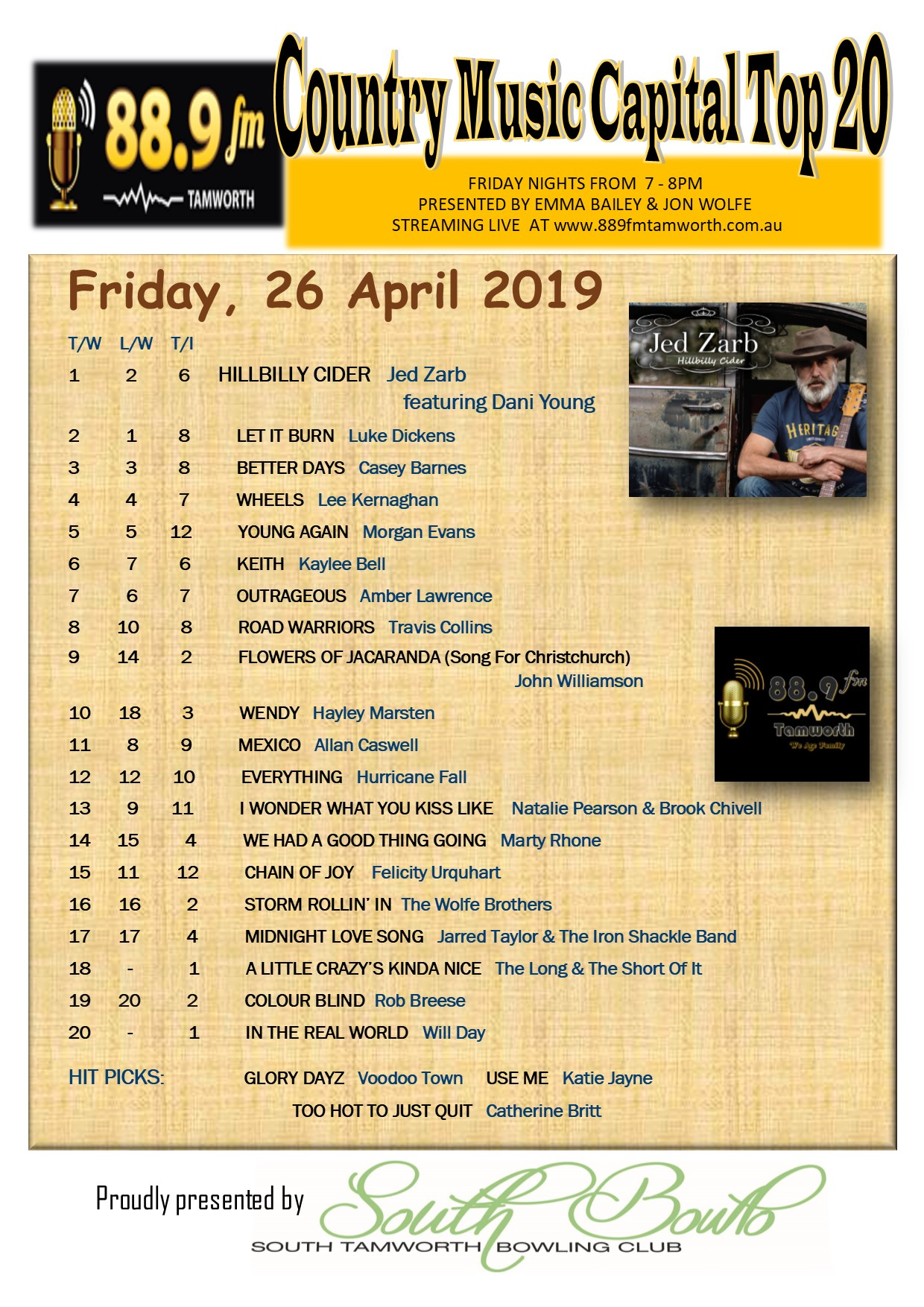 889FM Chart 26 april 2019.jpg