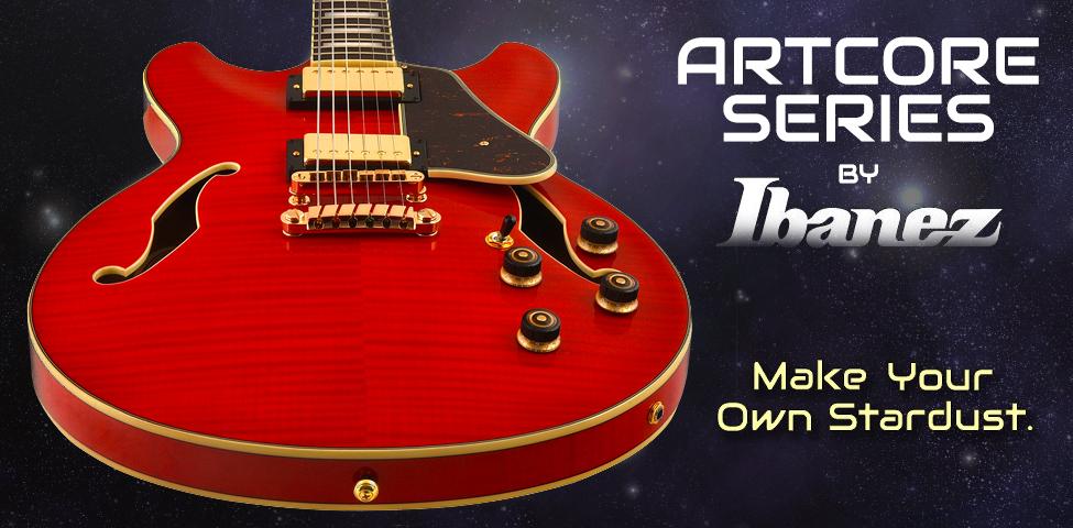Ibanez Artcore Series Guitars
