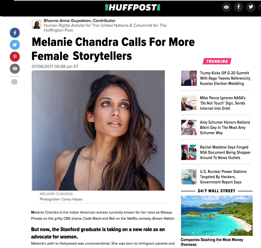 melanie-chandra-huffingtonpost-female-storytellers