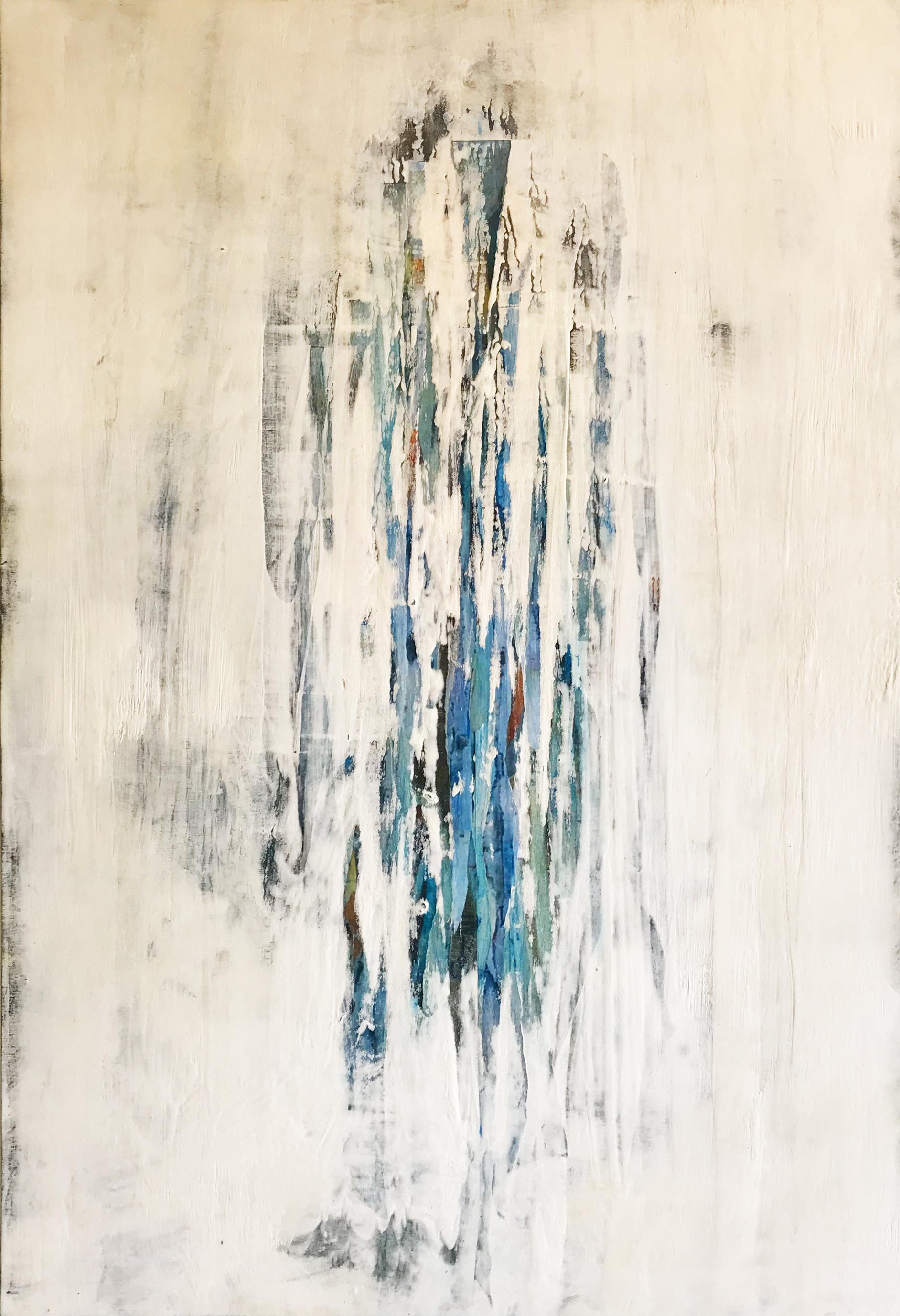 Blue Fall 24x36