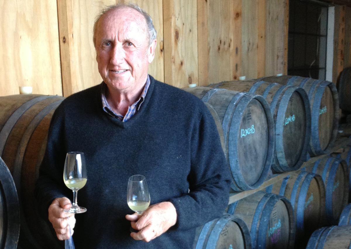 Vintage Stories - Episode 50 - Peter Roberston - Brookfields Vineyards