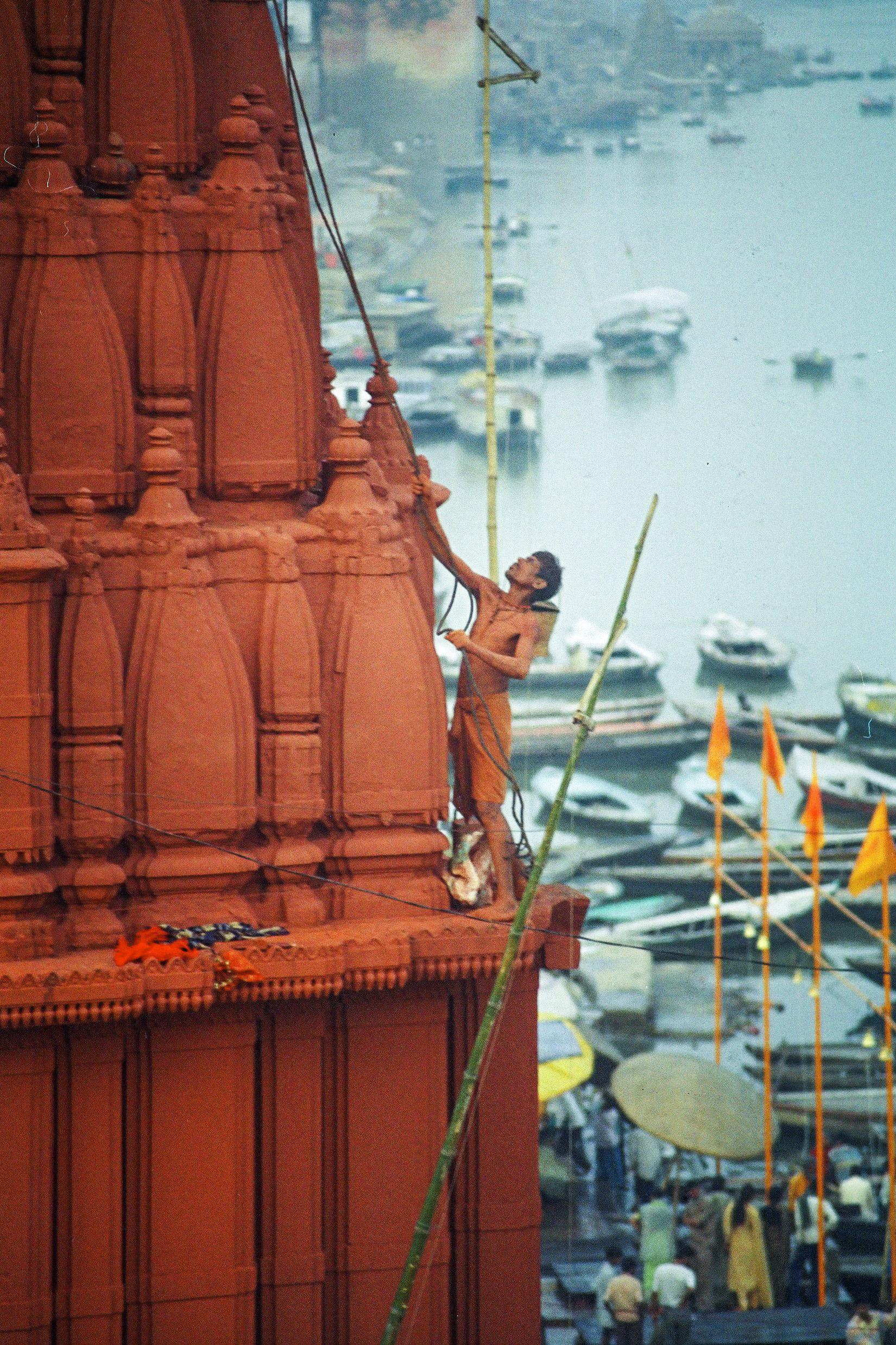V4  Varanasi-35mm film