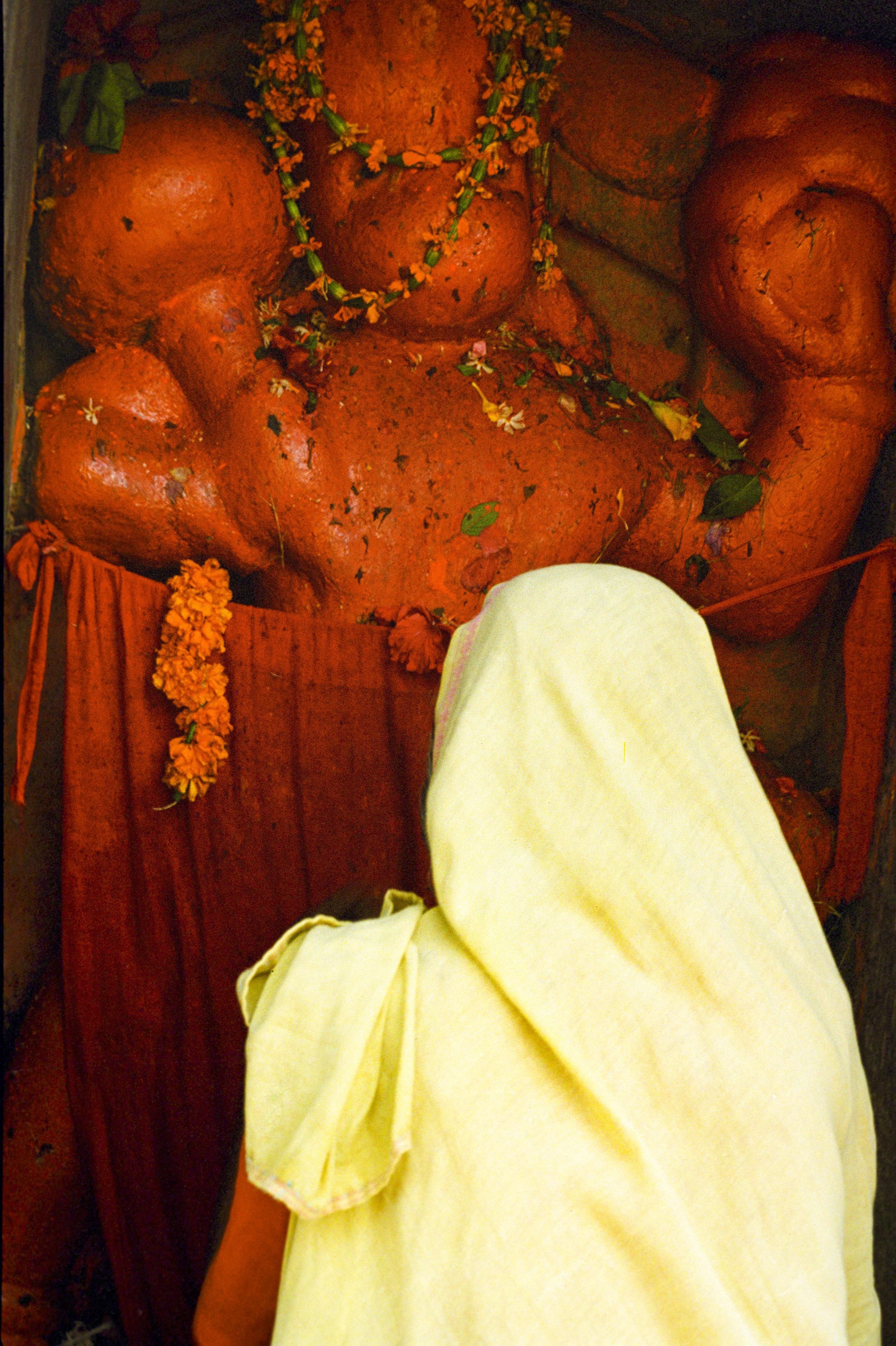 V3  Varanasi- 35mm film