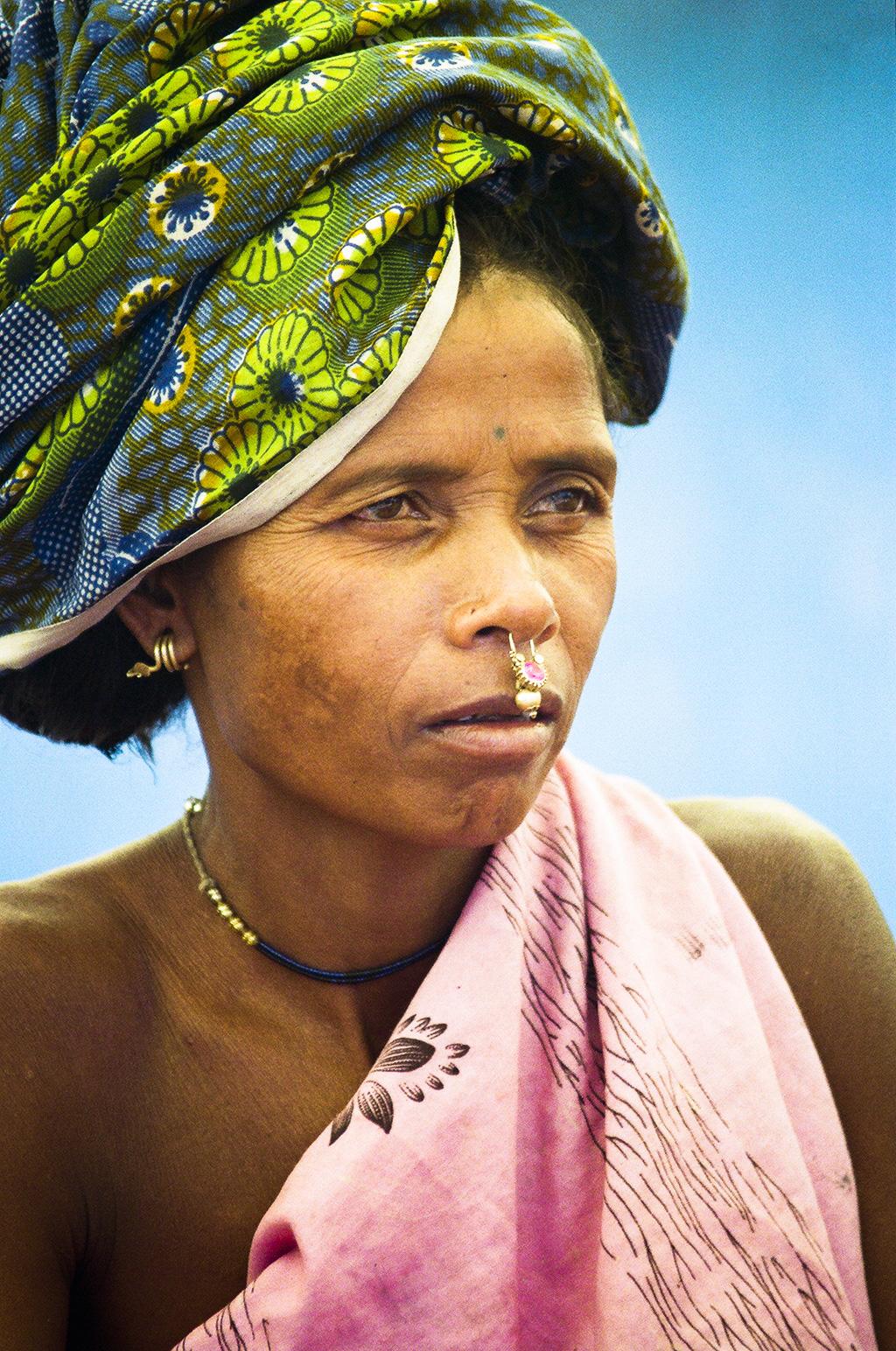 T1  Orissa Tribe