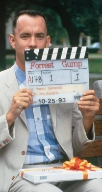 Tom Hanks as Forest Gump