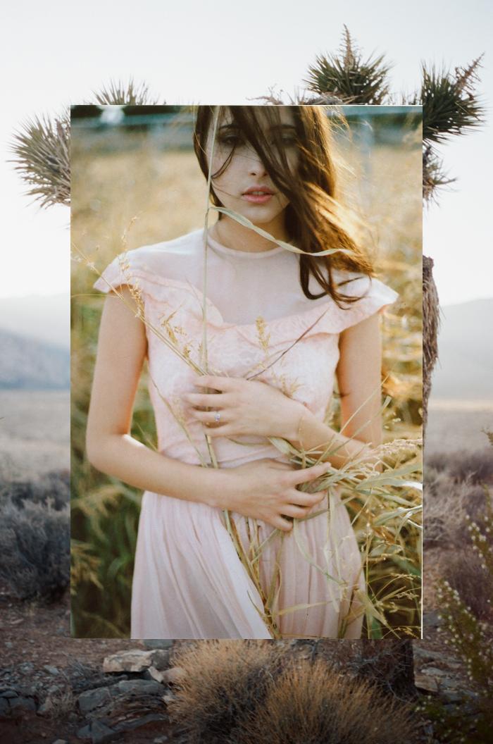 aly pink wedding dress gaby J photography 1