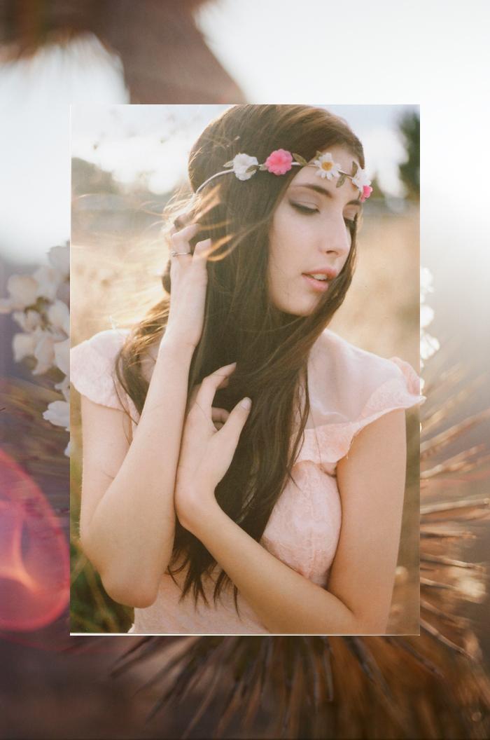 aly pink wedding dress gaby J photography 5