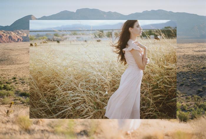 aly pink wedding dress gaby J photography 8