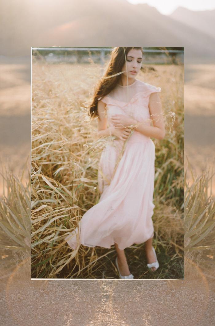 aly pink wedding dress gaby J photography 9