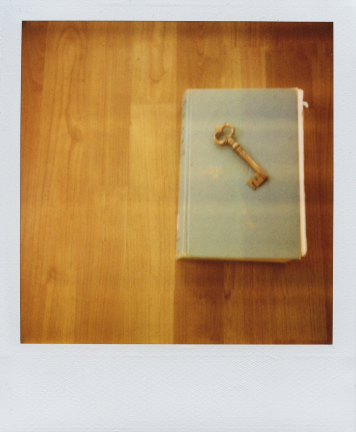 gaby j photography vintage books polaroid 09
