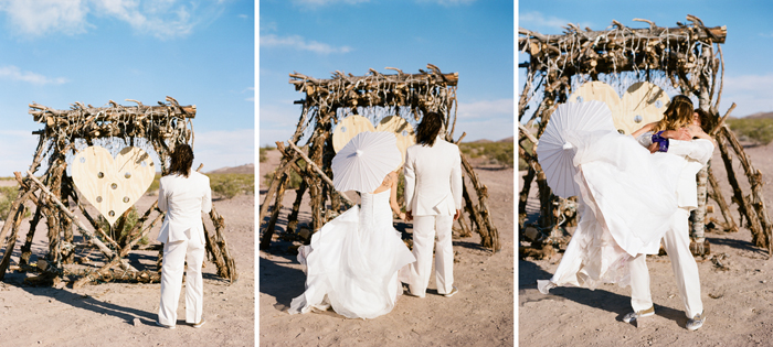 las vegas wedding photographer unique alter ideas